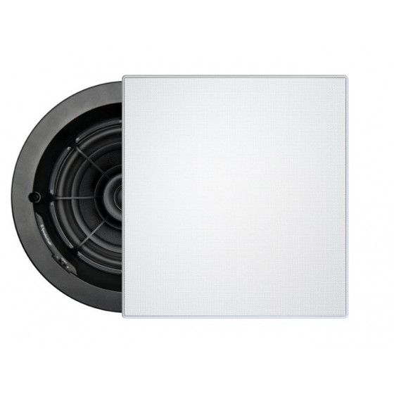 SpeakerCraft PROFILE AIM8 ONE Square GRILLE White