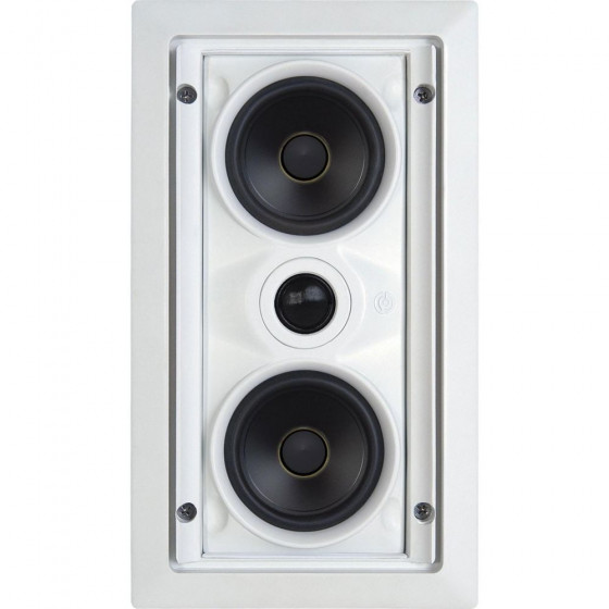 SpeakerCraft Profile AIM LCR3 One White