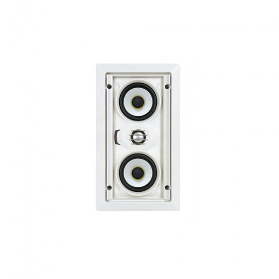 SpeakerCraft Profile AIM LCR3 Three White