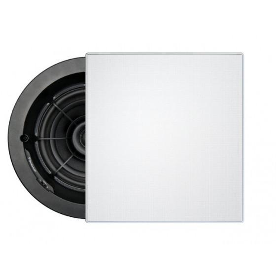 SpeakerCraft PROFILE CRS8 AIM8 SQ GRILLE White