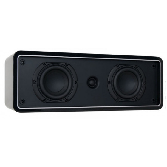 SpeakerCraft Roots Center Channel Black