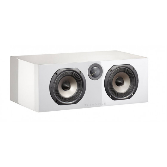 Центральный канал Triangle CENTER SPEAKER   White piano lacquer