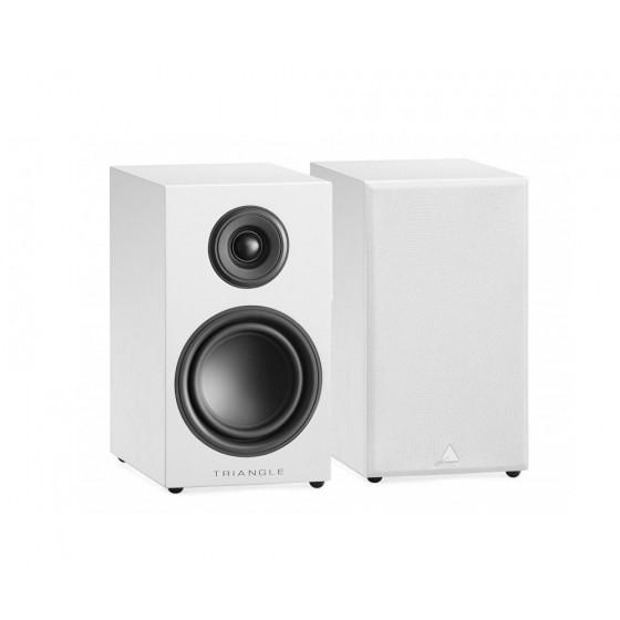 Полочная акустика Triangle Elara LN-01 White HG