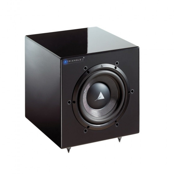 Сабвуфер Triangle VMETEOR 0,5 TC (300W, wireless, subwoofer) Black lacquered