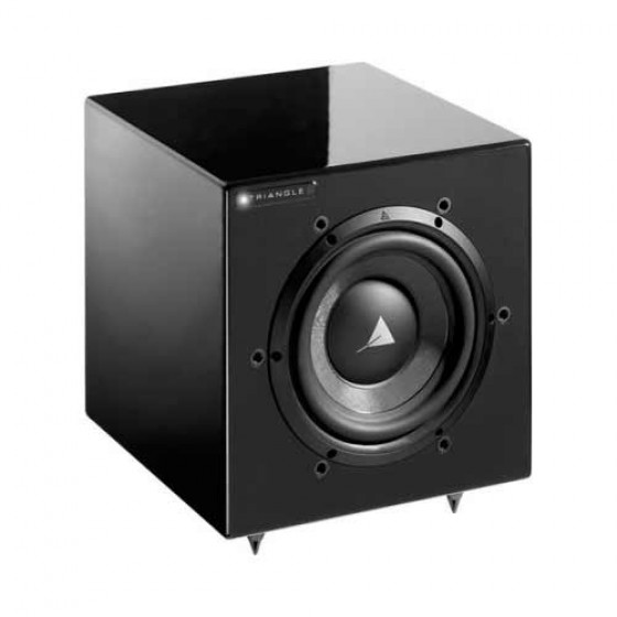 Сабвуфер Triangle VMETEOR 0,5 TC (300W, wireless, subwoofer) Mahogany