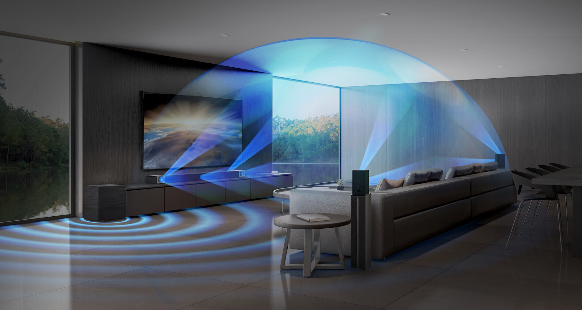 Dolby Atmos-саундбари Klipsch Cinema 1200 і Cinema 800: 8K, eARC, голосові помічники і Spotify Connect
