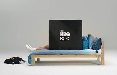 Коробка для уединенного просмотра фильмов – интересный конкурс от HBO