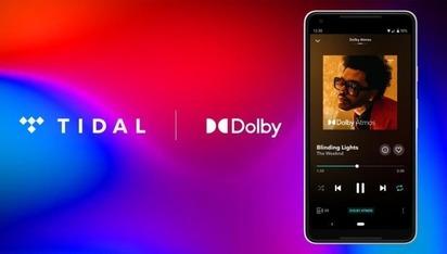 Dolby Atmos Music-треки теперь в Tidal