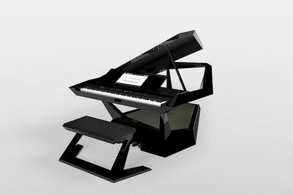Умный цифровой рояль от Roland – концепт будущего