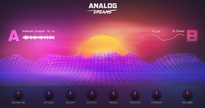 Продолжение карантинных мер – бесплатный доступ к цифровому ретро-синтезатору Analog Dreams от Native Instruments