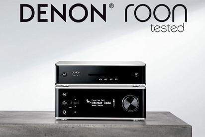 Новые возможности моделей Denon и Marantz – о сертификации Roon