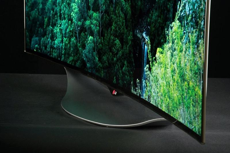 Цена OLED-телевизоров падает
