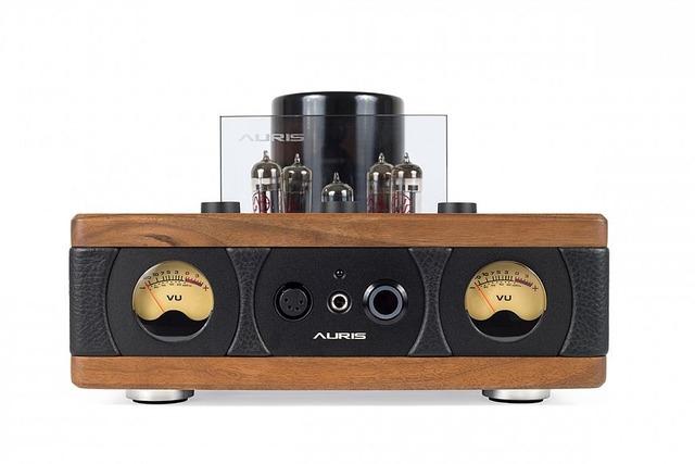 Ламповый усилитель для наушников Auris Audio HA-2SF – новинка от сербского бренда