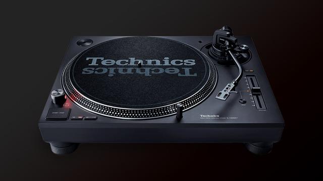 Technics SL-1200 MK7: функциональность и изящество в одной модели