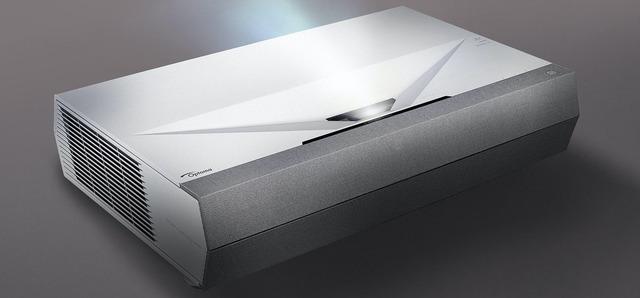 Ультракороткофокусный проектор CinemaX P2 от Optoma