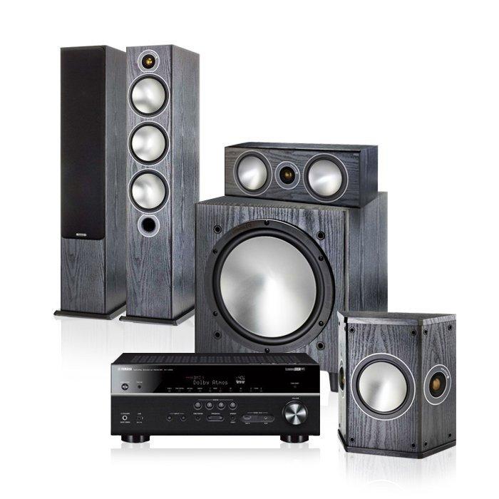 Почему стоит выбирать качественную акустику и ресиверы