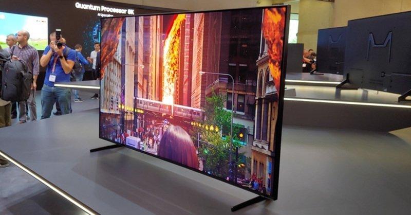 8К телевизор