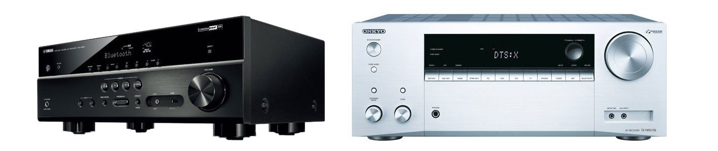 Yamaha RX-V483 или Onkyo TX-NR575